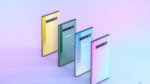 thay ic wifi Samsung Galaxy Note 10
