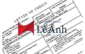 Quy trình thanh toán bằng LC