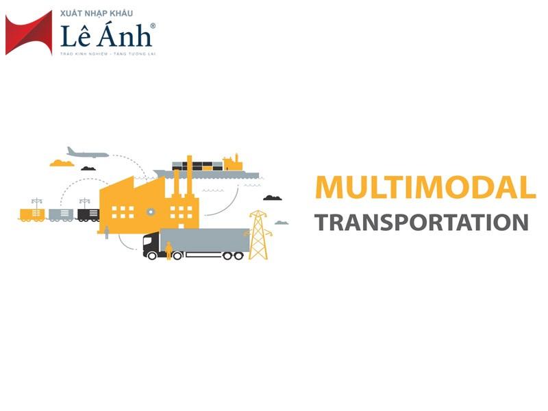 multimodal transportation là gì