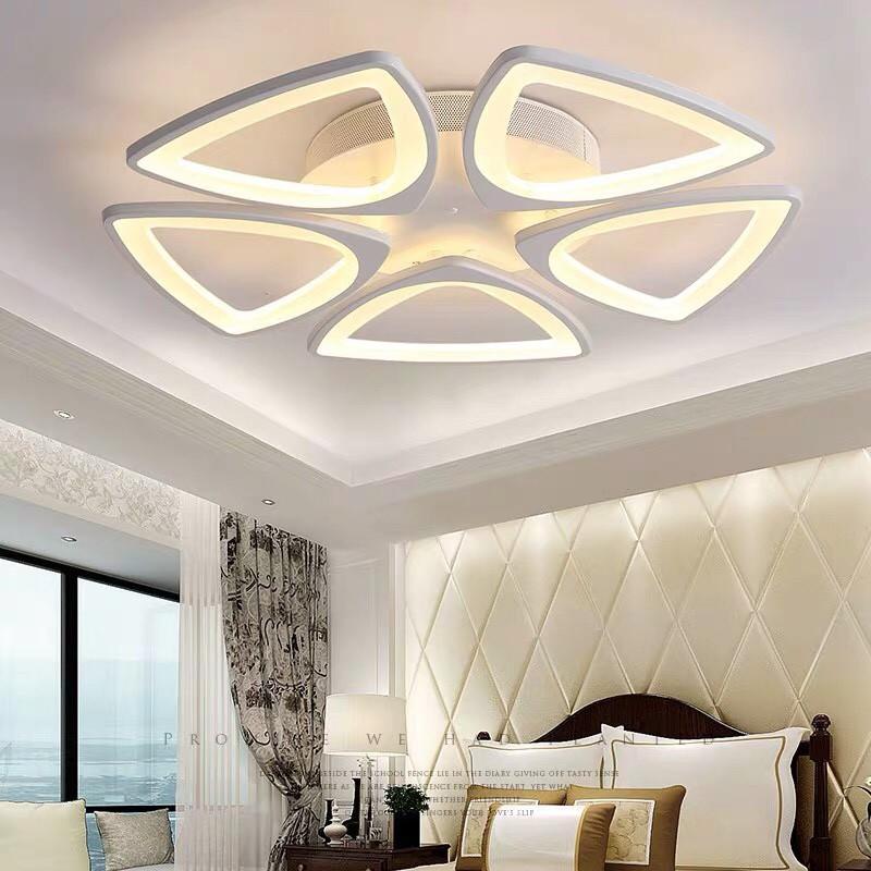 Đèn LED ốp trần tam giác 5 cánh | Ảnh 2
