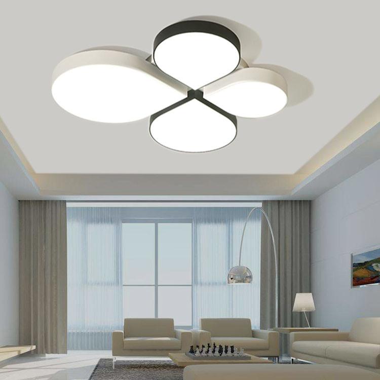 Đèn ốp trần phòng khách hiện đại HTM39 | Ảnh 4