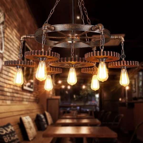 Đèn thả trang trí - Đèn trang trí thả nhà hàng - Đèn thả