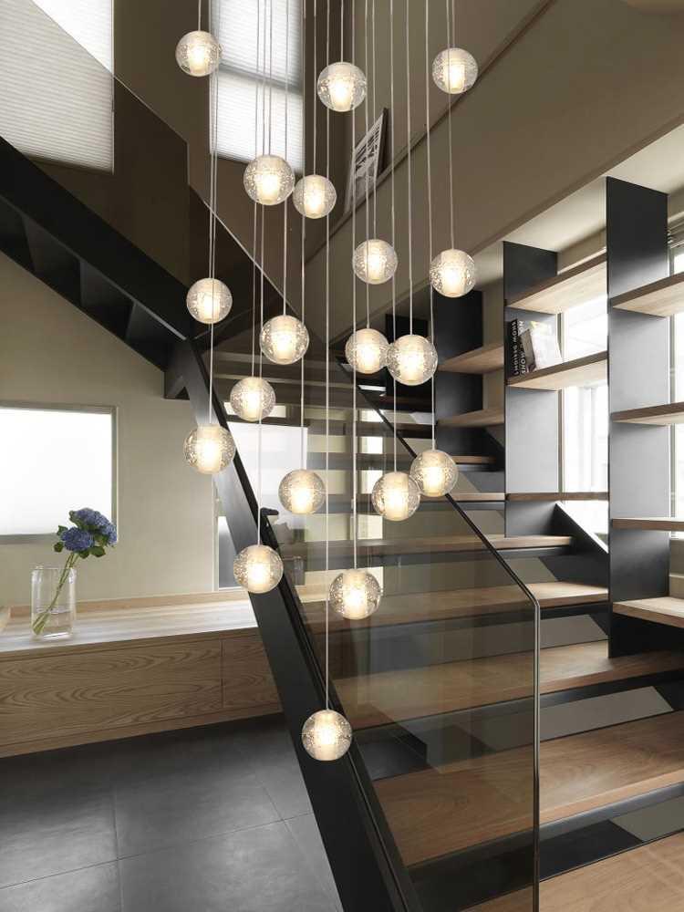 Đèn decor Cầu thủy tinh | Ảnh 2