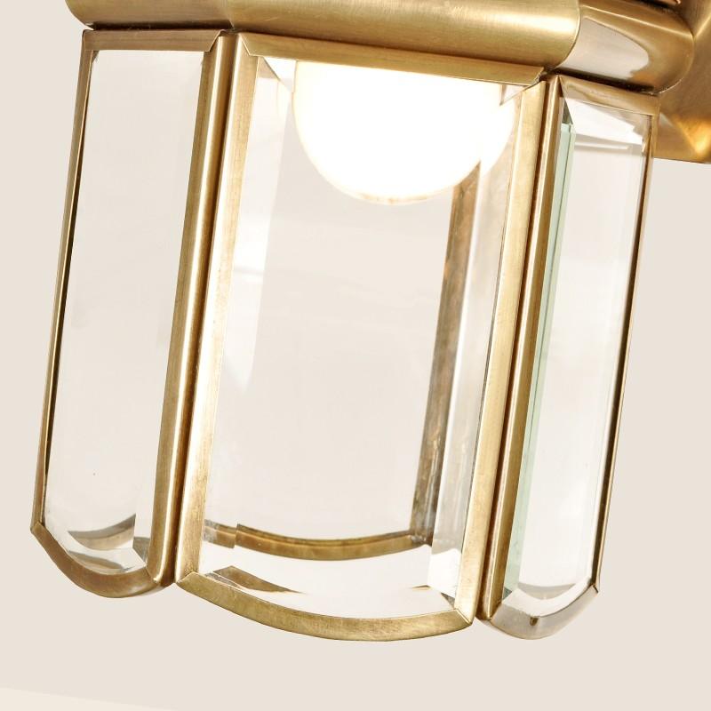 Đèn đồng kính HT-04