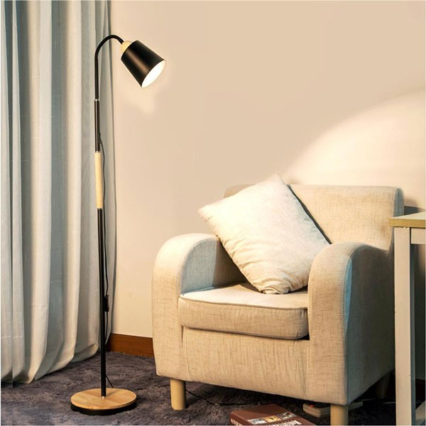 Đèn Cây Phòng Ngủ - Đèn Cây Đứng - Đèn Cây Đứng Phòng Khách - Đèn Cây Sofa