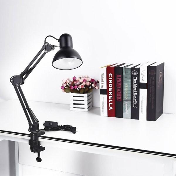 Đèn kẹp bàn văn phòng - Đèn bàn kẹp phòng học