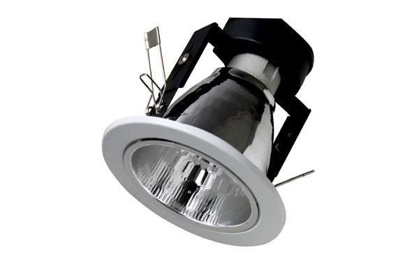 Đèn Downlight âm trần bóng Compact -Đèn LED Downlight âm trần bóng Compact