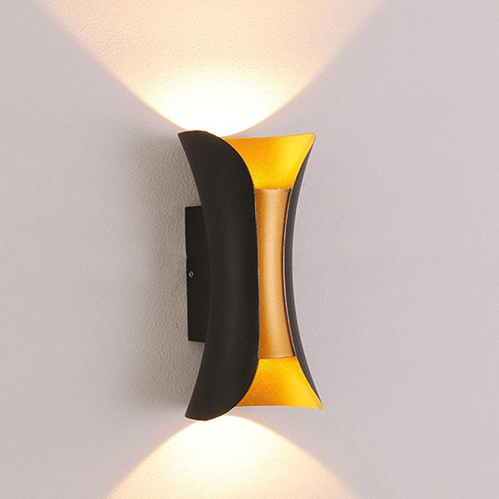 Đèn hắt tường 2 đầu