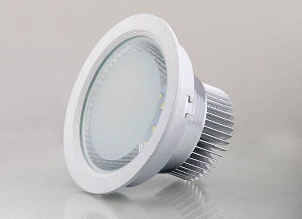 Đèn LED âm trần tròn - Đèn âm trần tròn - Đèn LED Downlight tròn- Đèn Downlight tròn