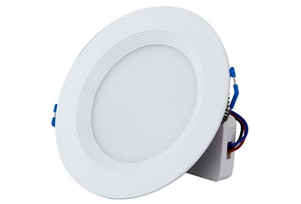 Đèn LED âm trần 3 màu - Đèn âm trần 3 màu - Đèn LED Downlight 3 màu - Đèn Downlight 3 màu