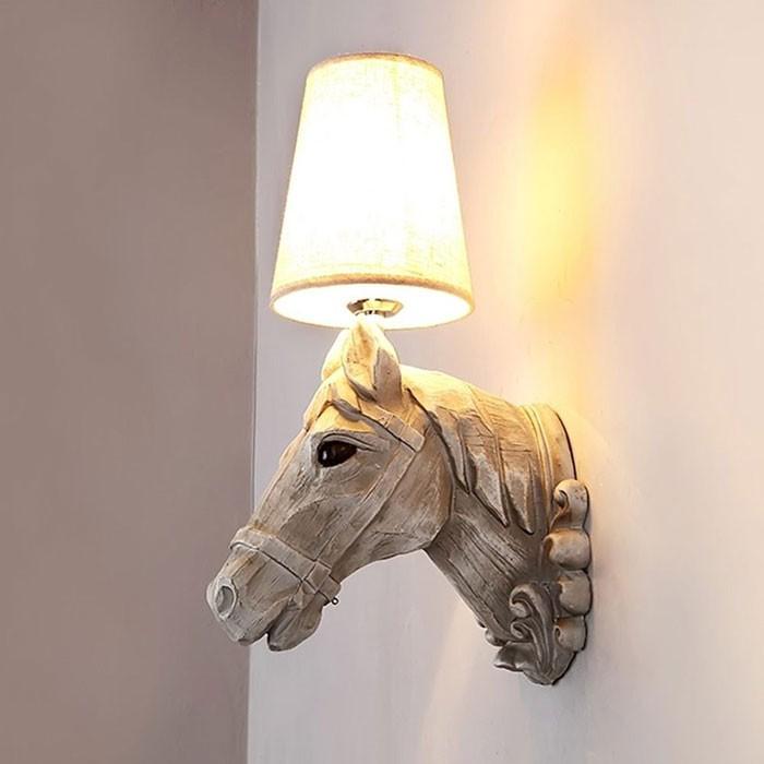 Đèn gắn tườngphòng ngủ - Đèn treo tường phòng ngủ con vật