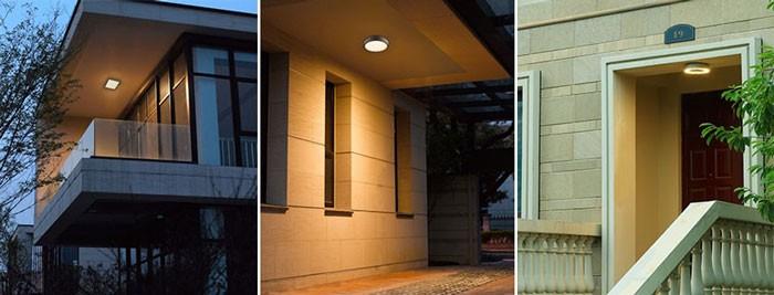 Đèn ốp trần ban công - Đèn trần trang trí ban công