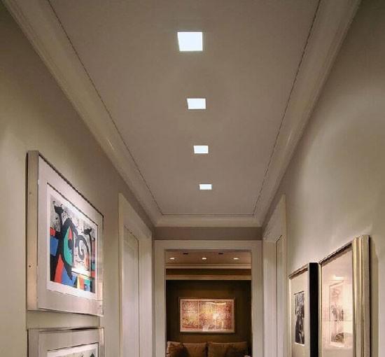 Đèn LED trần hành lang - Đèn LED ốp trần hành lang