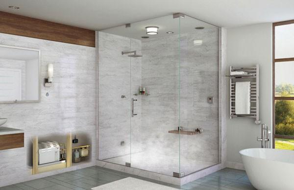 Đèn trần nhà tắm - Đèn nhà tắm ốp trần