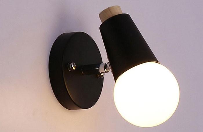 Đèn ốp trang trí tường - Đèn tường trang trí có độ bền rất cao