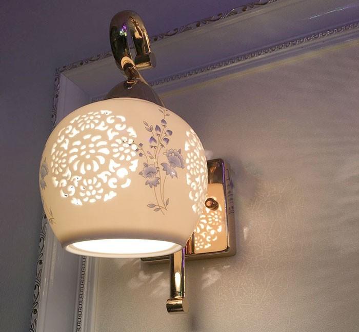 Đèn trang trí ốp tường hiện đại - Đèn LED tường hiện đại -Đèn tường