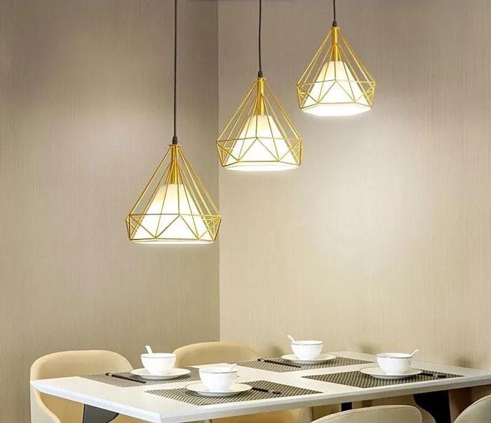Đèn thả bàn ăn hiện đại giá rẻ- Đèn thả trần