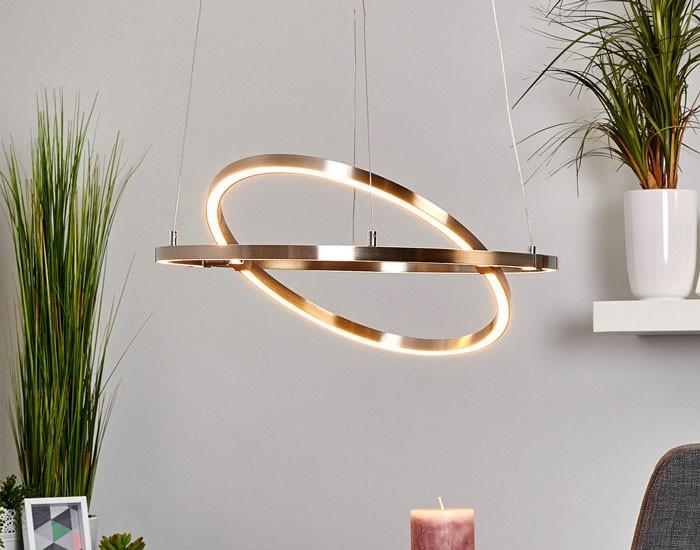 Đèn LED thả bàn ăn- Đèn thả trần