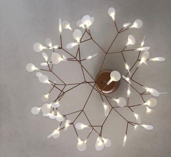 Đèn LED thả trần phòng khách - Đèn thả trần LED phòng khách