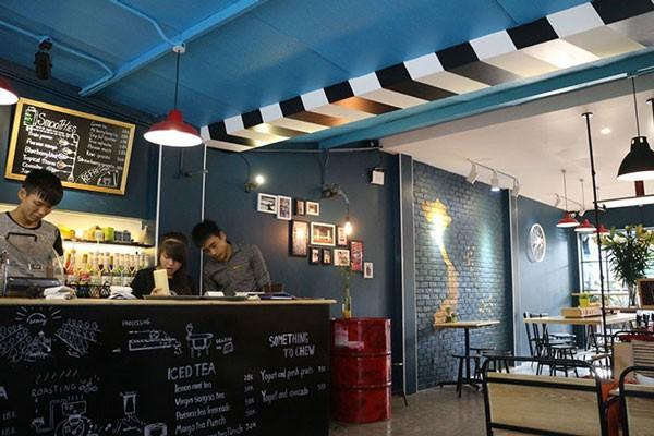 Đèn thả quán cà phê giọt nước- Đèn thả