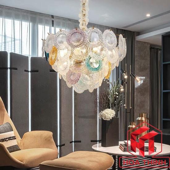Đèn thả trần trang trí phòng khách