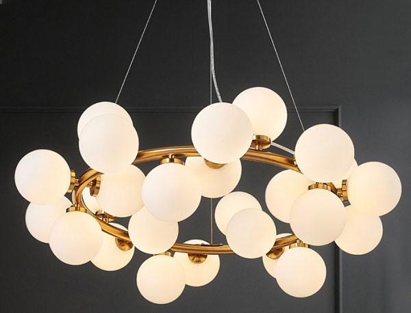 Đèn trang trí LED phòng khách - Đèn LED trang trí phòng khách