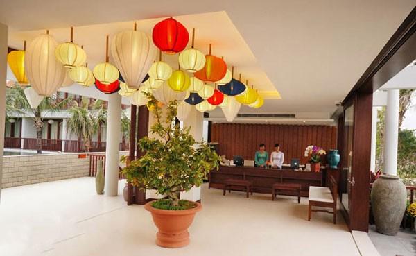 Đèn LED vải trang trí phòng khách - Đèn trang trí