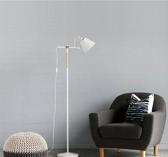 Lịch sử của đèn cây phòng khách