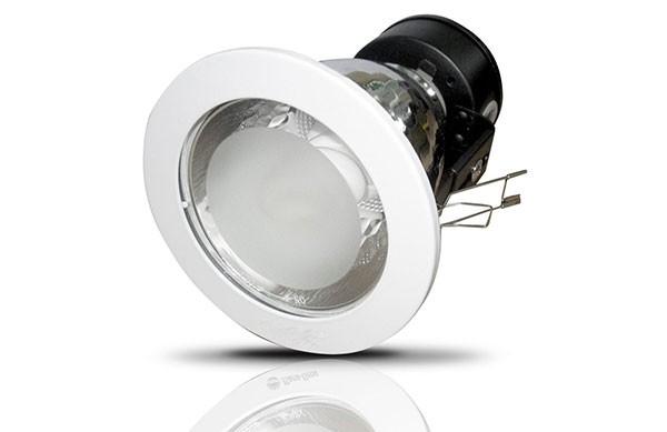 chóa đèn downlight âm trần - Chụp đèn downlight âm trần
