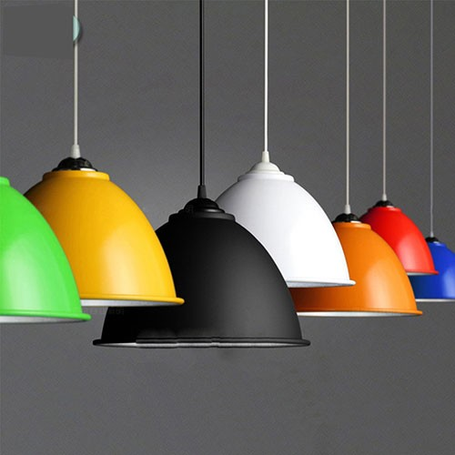 Chao đèn có rất nhiều màu để lựa chọn