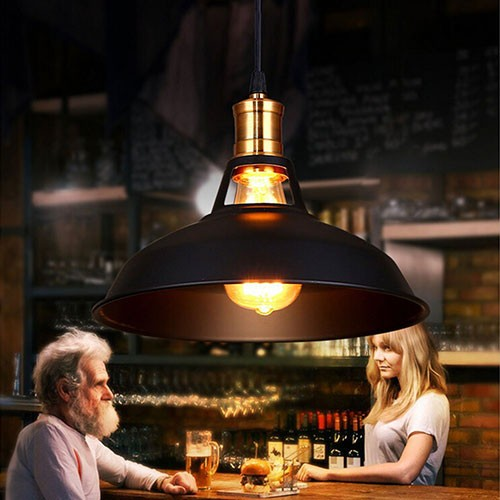 Hình ảnh chao đèn quán Cafe - chóa đèn quán cafe