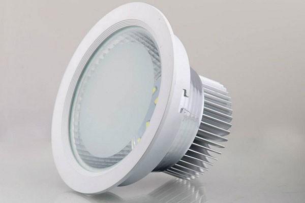Đèn panasonic âm trần - Đèn âm trần panasonic 7W mặt kính- Đèn Âm Trần
