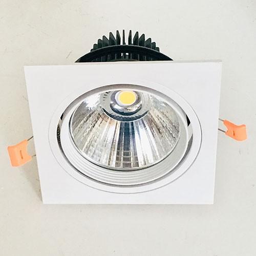 Đèn spotlight âm trần vuông