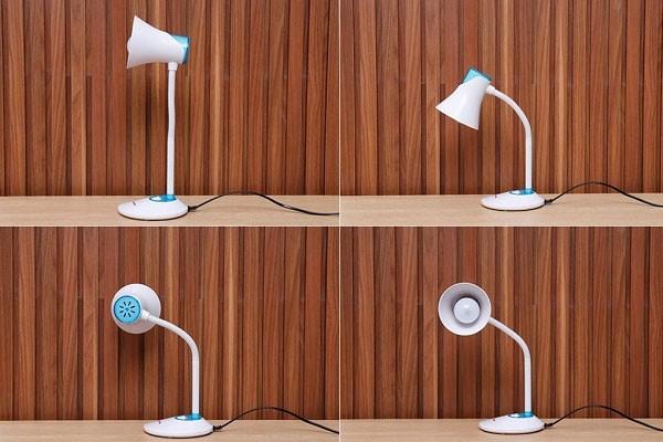 Đèn bàn điện quang ĐQ DKL15 WBK B