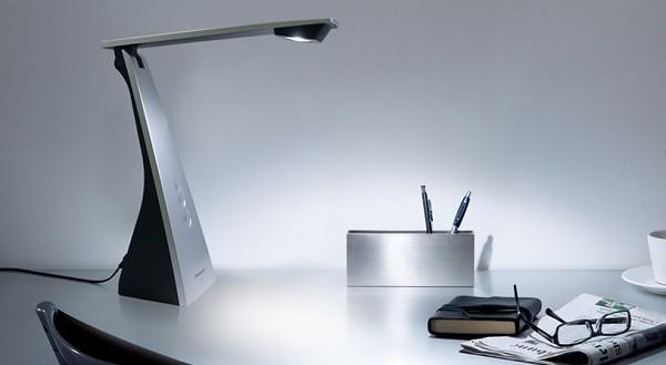 Đèn để bàn Panasonic SQT912 - Đèn bàn học sinh Panasonic