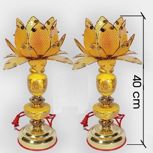 Đèn thờ cúng gia tiên - Đèn bàn thờ gia tiên - Đèn bàn