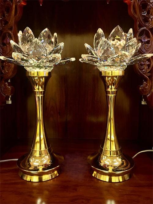 Đèn bàn thờ Phật - Đèn thờ Phật - Đèn bàn