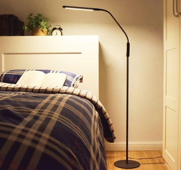 Đèn cây đứng - Đèn cây đứng trang tríphòng ngủ