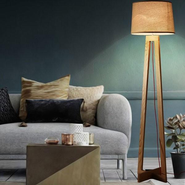 Đèn cây đứng - Đèn cây đứng trang trí Ikea