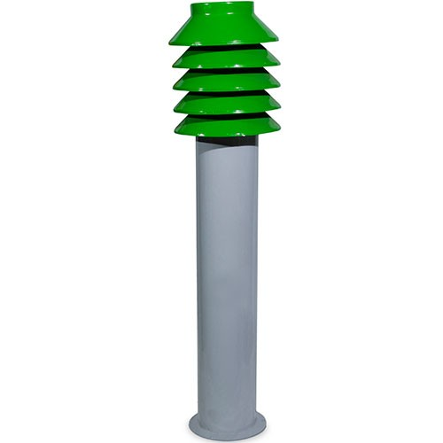 Đèncây thông sân vườn