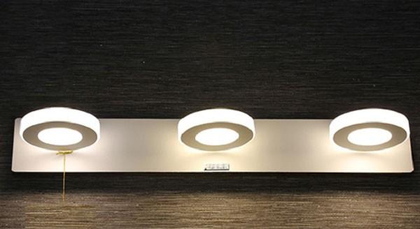 Đèn roi gương LED phòng tắm hiện đại - Đèn LED gương toilet hiện đại