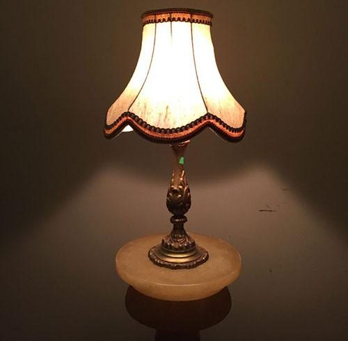 Chao đèn ngủ - Chóa đèn ngủ