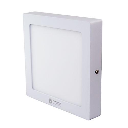 Đèn ốp trần vuông - Đèn vuông ốp trần rạng đông 24W