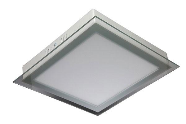 Đèn ốp trần vuông - Đèn vuông ốp trần 12w