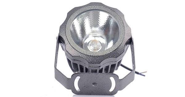 Đèn rọi cột - Đèn chiếu cột - Đèn hắt cột 20W