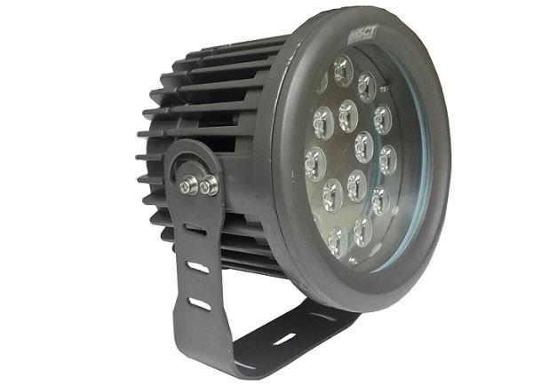 Đèn rọi cột - Đèn chiếu cột - Đèn hắt cột ngoài trời 18W