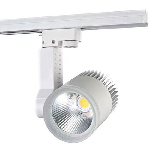 Đèn rọi ray 3w - Đèn LED rọi ray 7w- Đèn rọi ray 12w RR-COB-12