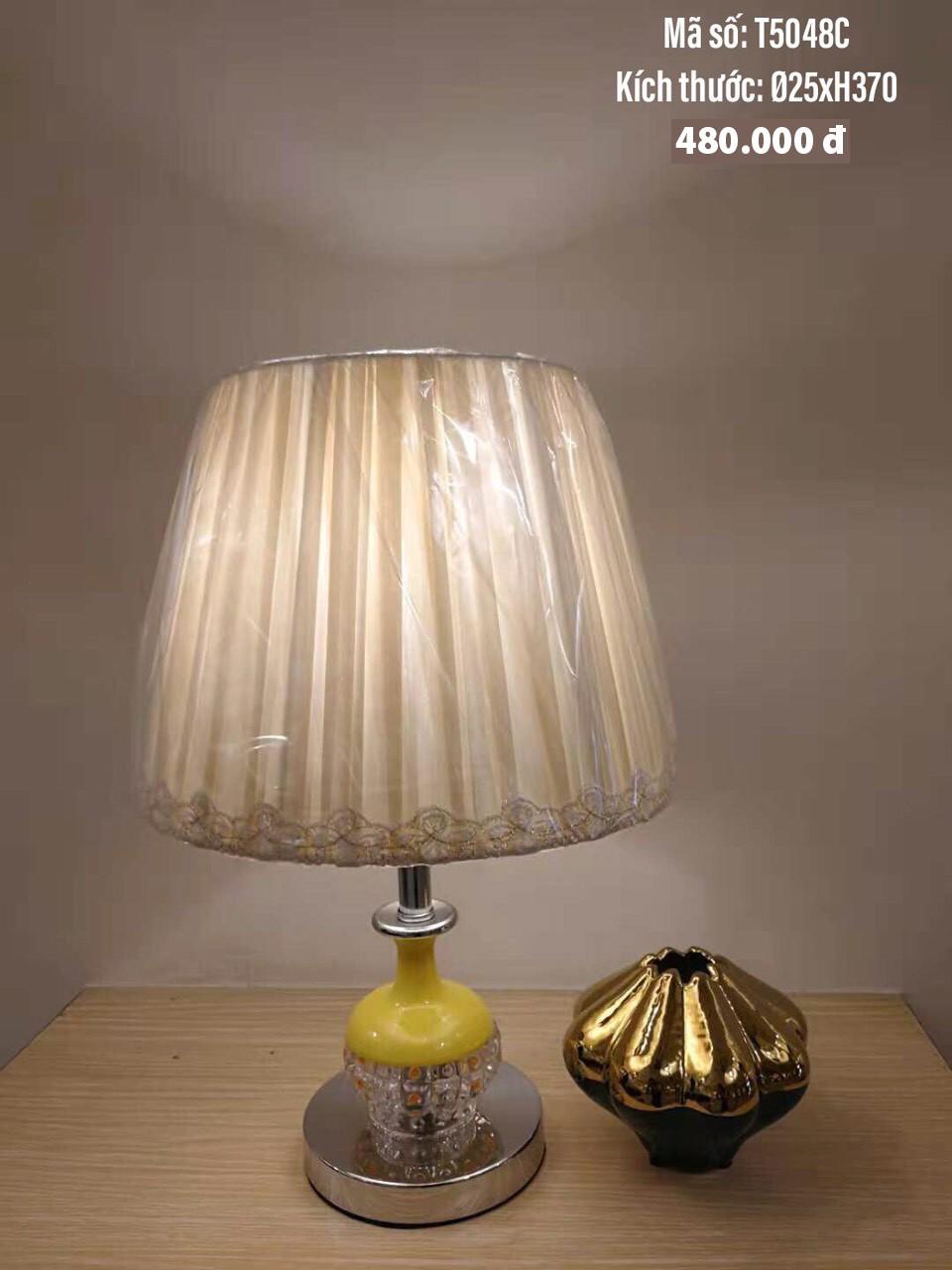 Đèn bàn đẹp HTDB-5048C
