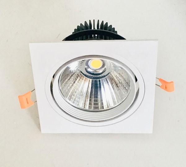 Đèn LED âm trần vuông120x120