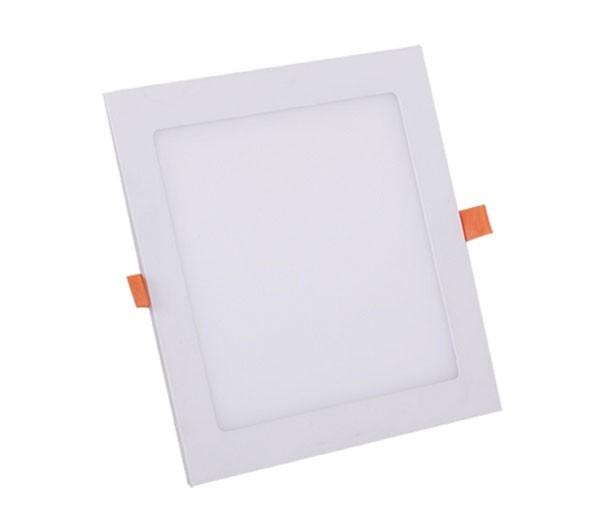 Đèn LED âm trần vuông 18w